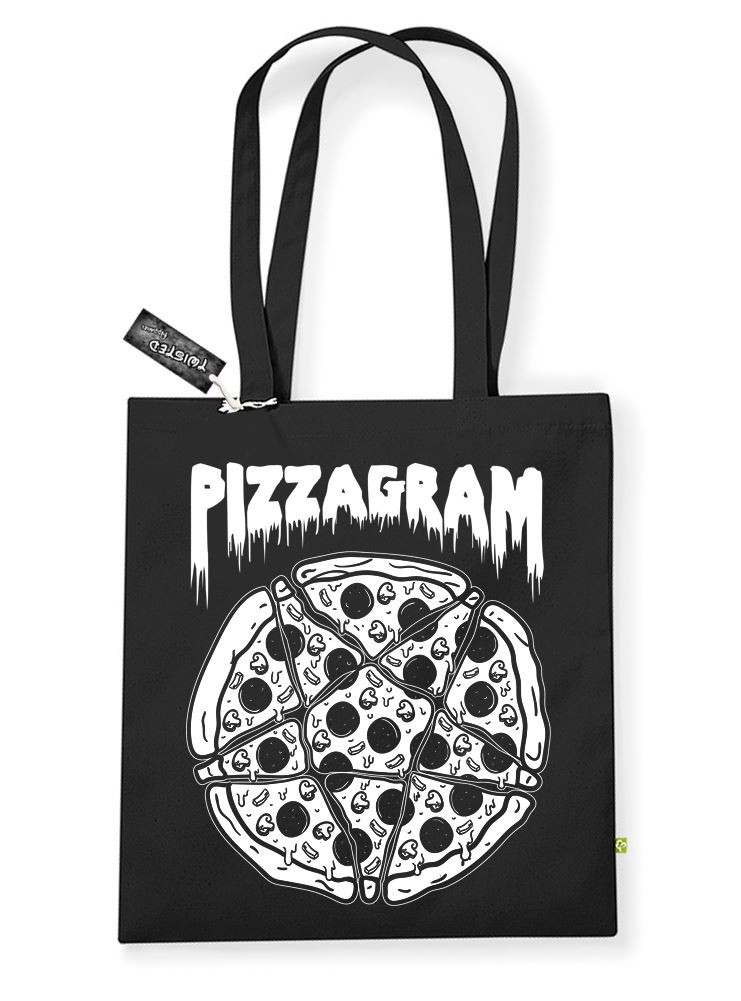 PIzzagram Tote Bag