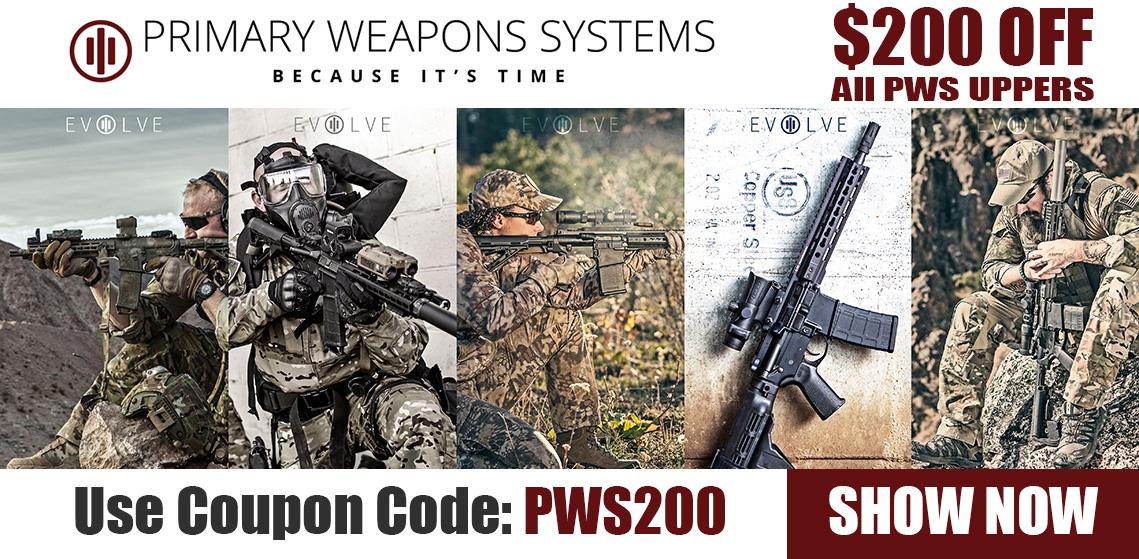 PWS Upper Super Sale