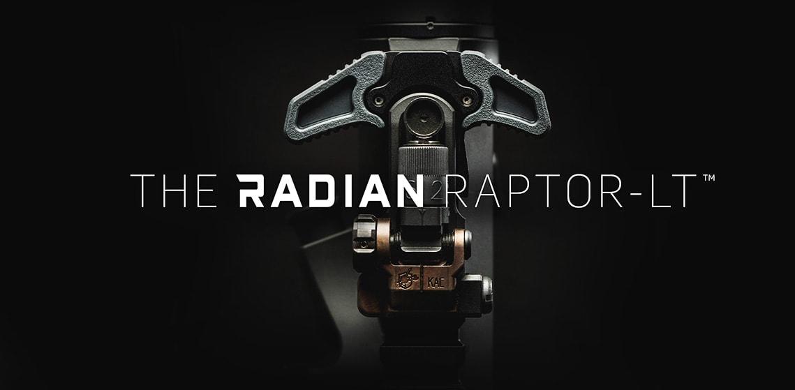 Radian Raptor-LT Ambi Charging Handle for AR-15