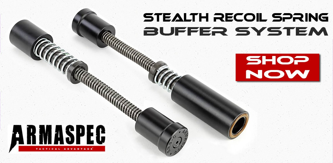 Armaspec Stealth Recoil Spring Buffer Assembly