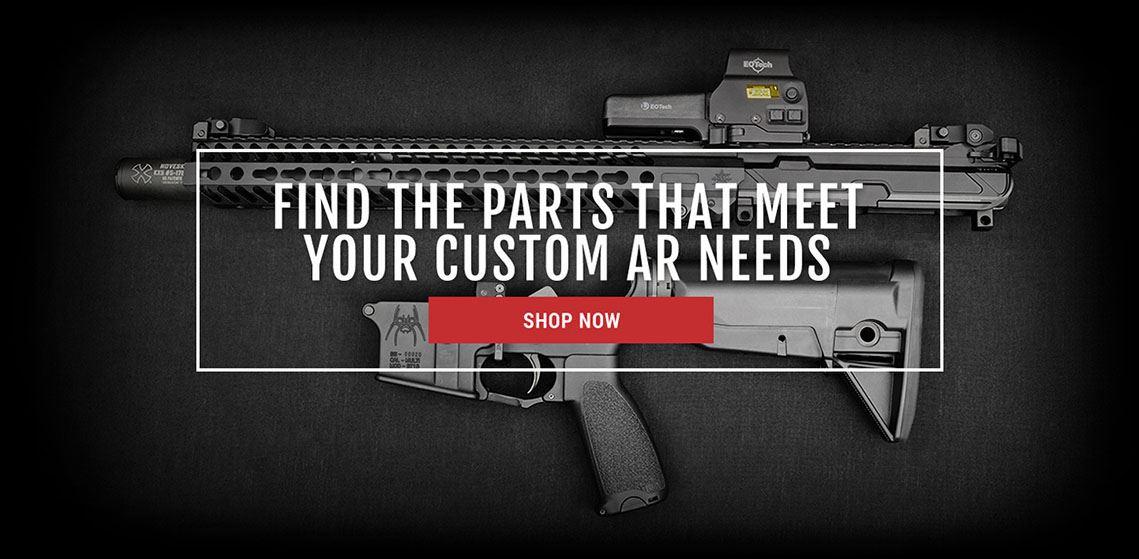 Custom AR-15 Parts