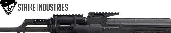 Strike Industries AK Rear Sight Rail