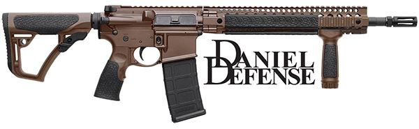 Daniel Defense Furniture Kit