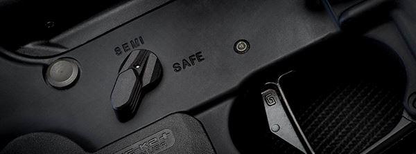 AXTS Talon Ambi Safety Selector