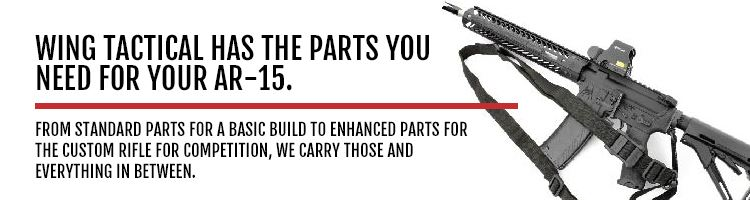 Wing Tactical has the parts you need for your AR-15