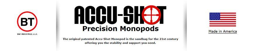 AccuShot Monopod