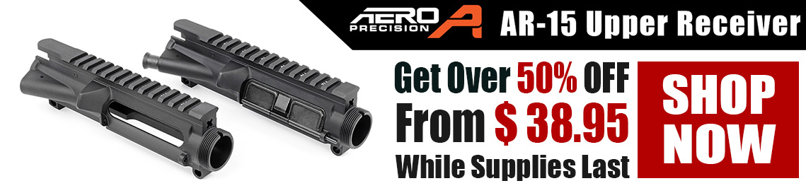 Aero Precision Upper Sale