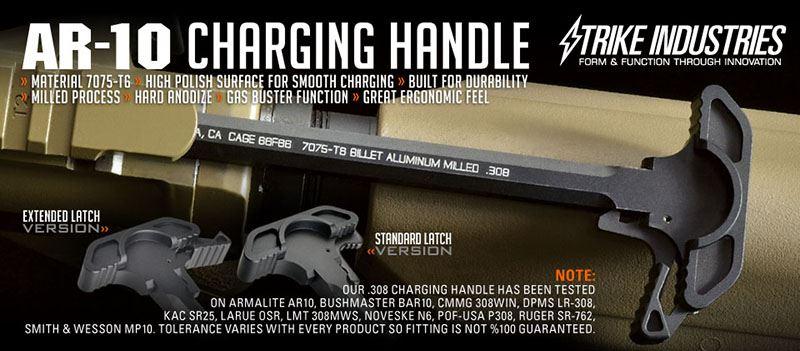 AR-10 Charging Handle