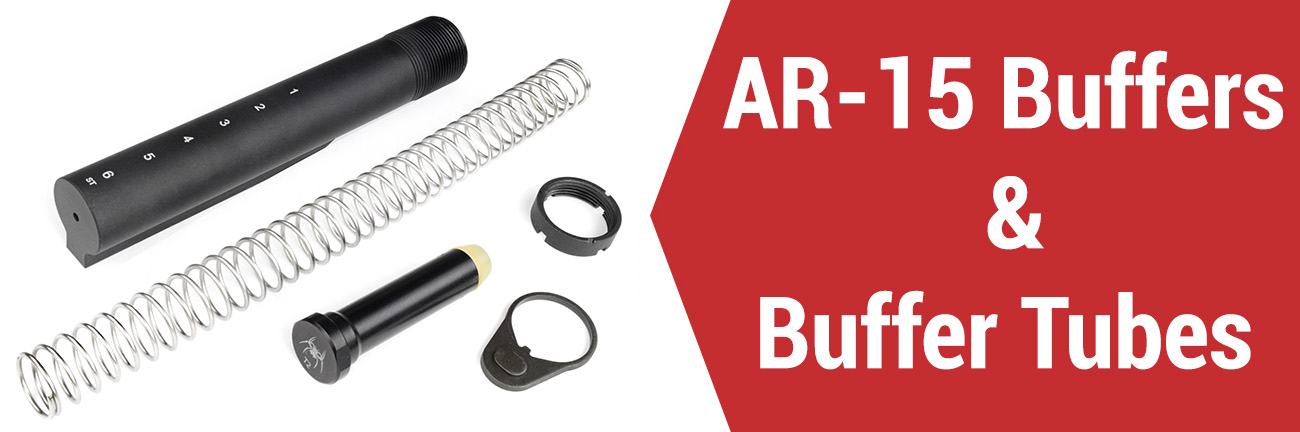 AR-15 Buffer and Buffer Tubes