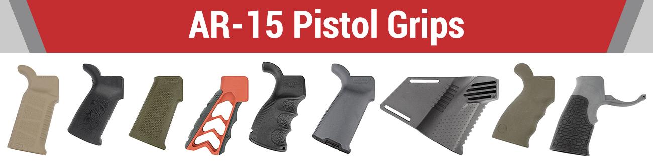 AR-15 Pistol Grips