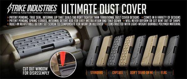 Strike Industries Enhanced Ultimate Dust Cover