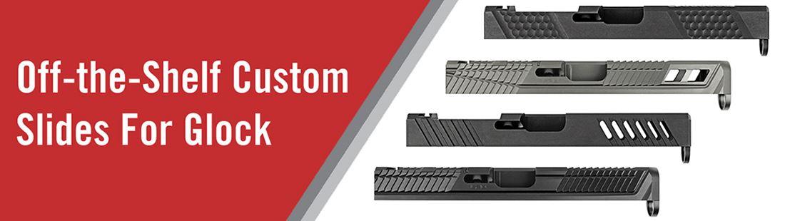 Custom Glock Slides for Sale