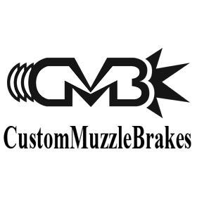 Custom Muzzle Brakes Logo