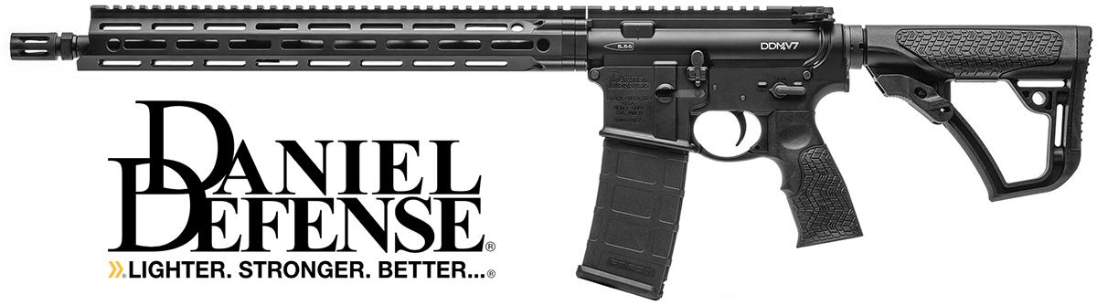 Daniel Defense Enhanced Pistol Grip