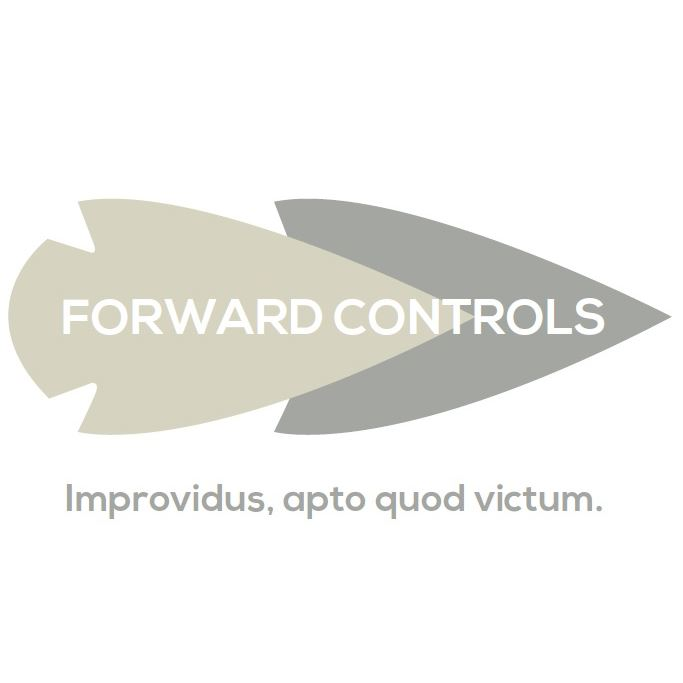 Forward Controls Design: Bolt Catch and Forward Assist
