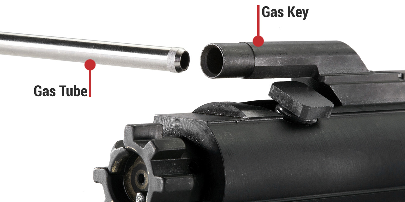 Gas Tube to Gas Key