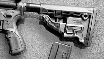 FAB Defense GL-MAG Stock