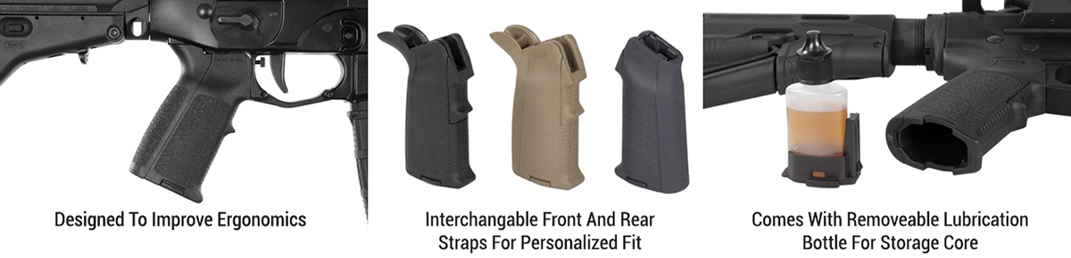 Magpul MIAD Grip Kit