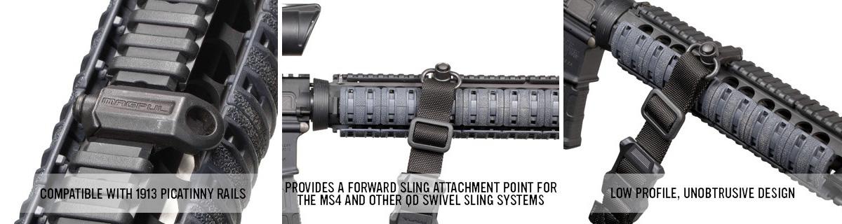 Magpul RSA QD Sling Attachment