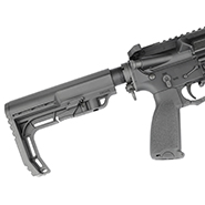 Mission First Tactical BMS Stock on AR-15 (1)