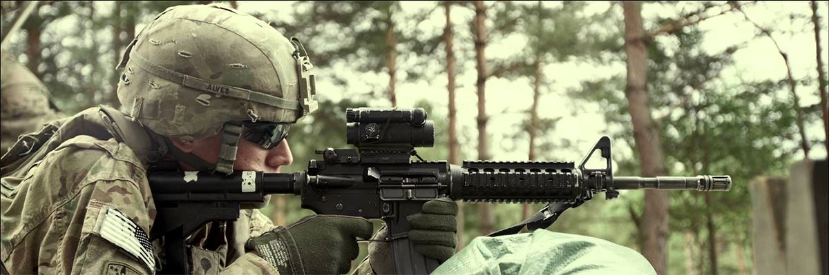 Military 5.56 M4