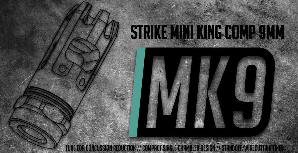 Strike Industries Mini King Comp MK9