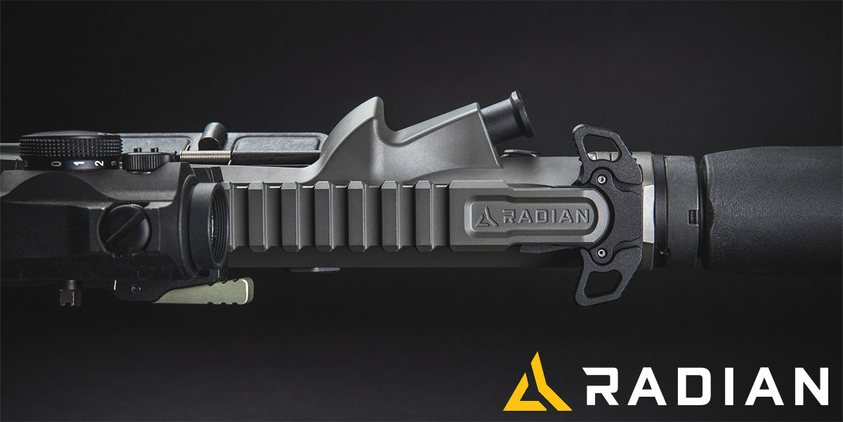 Radian Weapons Raptor-SL Ambi Charging Handle