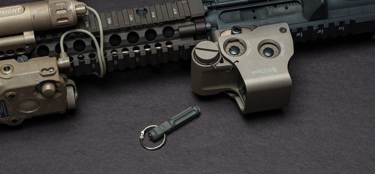 RailScales Ampule Optic & Laser Adjustment Tool