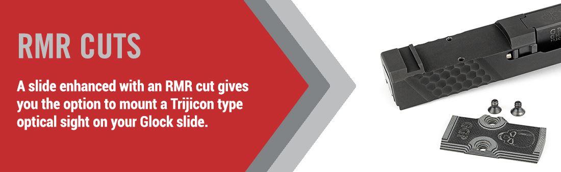 RMR Cuts on Glock slide
