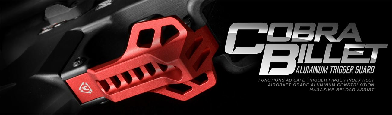 Strike Industries Cobra Billet Aluminum Trigger Guard