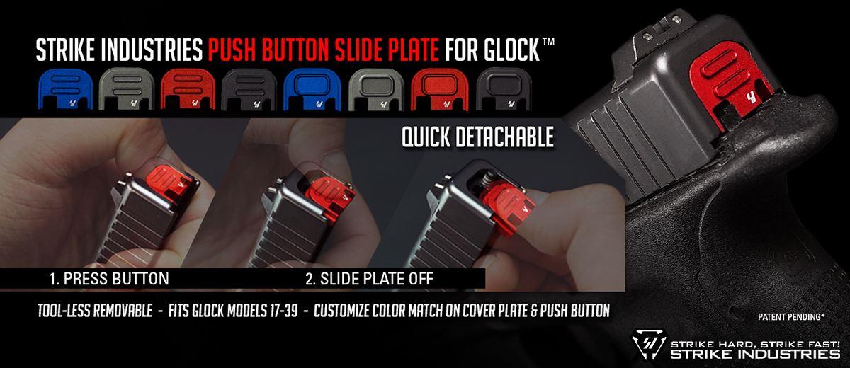 Slide Plate for Glock