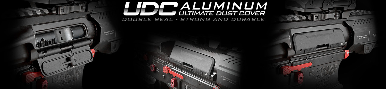 Strike Industries AR-15 Aluminum Ultimate Dust Cover