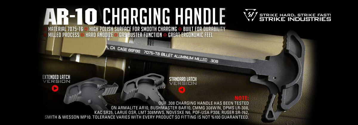 Strike Industries AR-10 Charging Handle