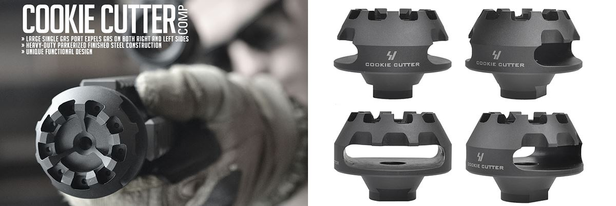 Strike Industries Cookie Cutter Comp