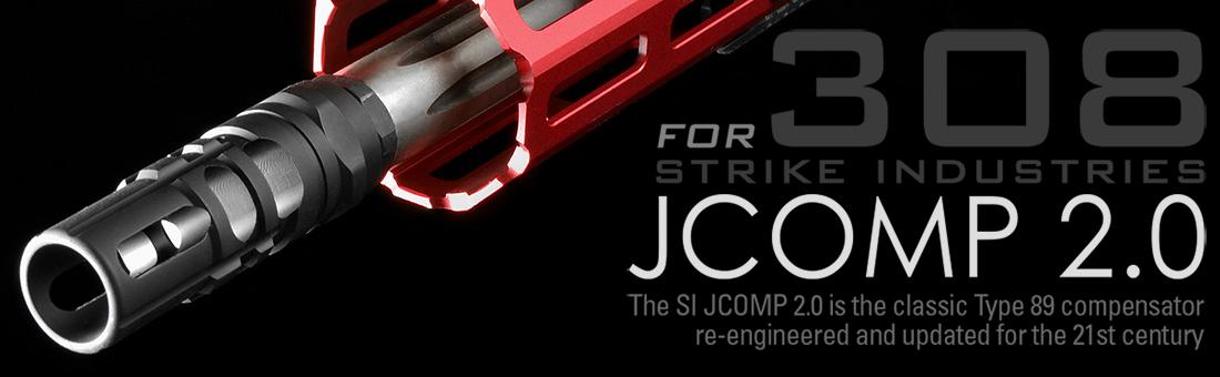 Strike Industries Japan Type 89 Comp (.308), Version 2