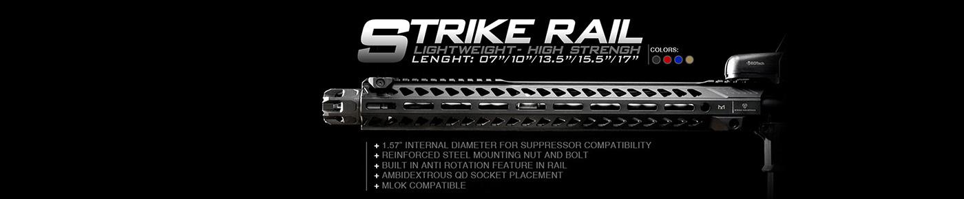 Strike Industries M-LOK Rail System