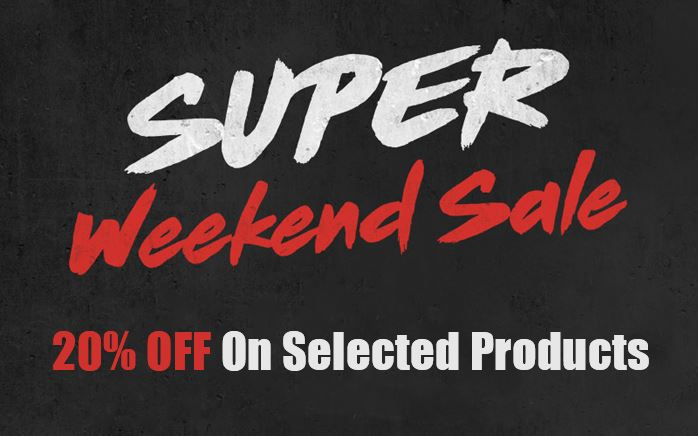 Wing Tactical Super Weekend Sale