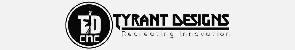 Tyrant Designs CNC Banner