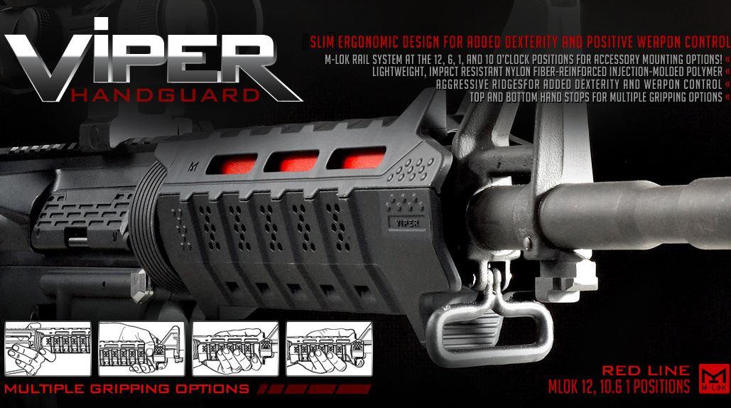 Viper Handguard - Carbine Length