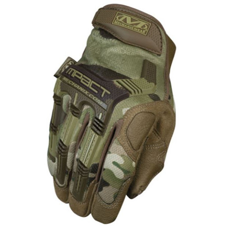 Mechanix Wear M-Pact MultiCam Gloves