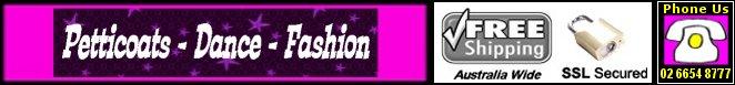 Petticoats Dance Fashion