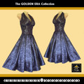 Golden Era Collection Halter Dress