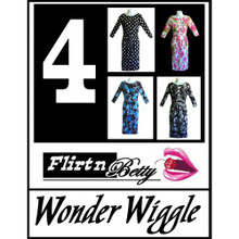 Wonder Wiggle - a wonder because ladies that could never wear a wiggle dress due to their curves, can wear these - yay !!!