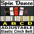 Wholesale Bulk Lot - Cinch Belts Adjustable