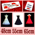 Vintage Demure Ribbon Petticoats available in 3 lengths