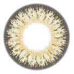 Geo Eyes Cream Vanilla Brown design detail.