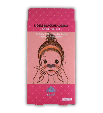 Use Lioele Blackhead Zero Nose Patch for clear and clean skin.