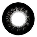 Circle lens detail, Dolly Eye Ace Black