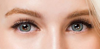 Colors of the Wind No.43 Cool Gray circle lenses by i-Codi.