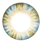 Contact lens design detail on Beuberry Charm 4 Tones Blue